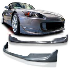 Fit for HONDA S2000 AP2 OE STYLE FRONT PU BUMPER LIP BODY KIT
