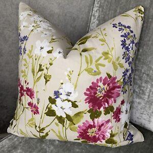 "Beautiful Designer Cushion Cover 18"" iLiv Interior Fabric & Floral Multicoloured"