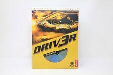 Das Offizielle Lösungsbuch - Driver 3 / Driv3r - inkl. Bonus DVD - NEU/Folie