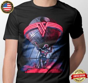Van Vader - Darth Vader carry Van Halen t-shirt Eddie Van Halen Han solo Leia