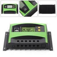 DMD 40A 12/24V MPPT Solar Laderegler Solarregler Mit LCD-Anzeige  IP32 10-30A