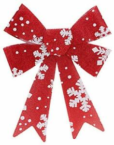 Christmas Concepts® 37cm Red Bow - All Occasion Accessories (RED) - (BW4)
