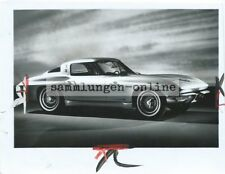 Chevrolet Corvette 1963 Photo Car Press Photo Werkfoto Automotive Photography