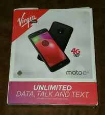 Open Box New Motorola Moto E4 4th Gen Xt1767 Verizon Smart Phone