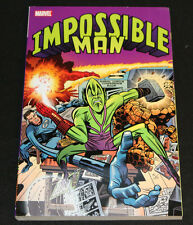 2011 Marvel Impossible Man Graphic Novel TPB VF-NM