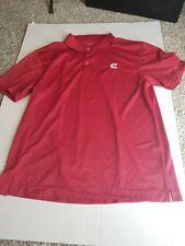 Cummins Diesel Polo collared shirt Cintas Brand Mens Size Large
