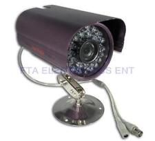 Security Surveillance Video Camera CCD L-8.0mm IR 30LED CCTV Night Vision NTSC