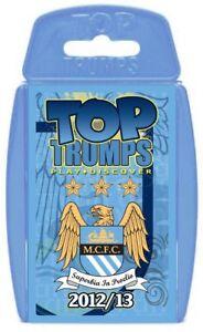 Top Trumps - Manchester City 2012/2013