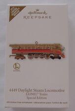 Hallmark 2012 Lionel Trains Daylight Steam Locomotive Special Edition Ornament