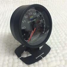 """Universal 60mm 2.5"""" Volt Voltage Volts Gauge Colour DEL Fit Apexi HKS Defi Pod"""