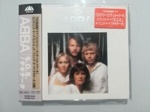 ABBA JAPAN MAXI CD SINGLE SOS UICY-5001