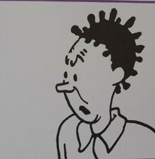 Herge (by) - Tintin Characters (7) - 3 Lithographs Exlibris #2011