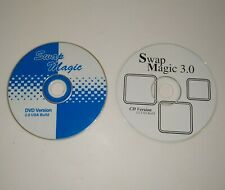 Swap Magic 3.0 CD and 2.0 DVD USA version for PlayStation PS2