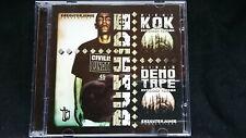 BUSHIDO ERSGUTERJUNGE KOK/DEMO TAPE *DOCD*NEUWERTIG* (506)