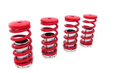 MEGAN RACING COILOVER SLEEVES LOWERING SPRINGS FOR 90-97 HONDA ACCORD CB CD 2/4D