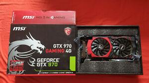 Nvidia GTX 970 MSI Gaming 4G