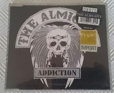 The Almighty - Addiction - PZCD 261 -  CD Single, Limited Edition, Numbered
