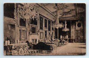 Windsor Castle Vandyke Room View England UK Postcard Unposted Frith's Series