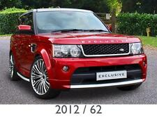 Land Rover Range Rover Sport 3.0 AUTOBIOGRAPHY SDV6 255 bhp
