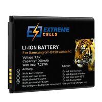 Extremecells Akku für Samsung Galaxy S4 mini GT-i9190 i9195 NFC LTE EB-B500BE