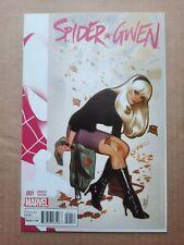 Spider-Gwen # 1 Adam Hughes Variant 1:100 NM/M