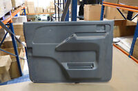 Drivers Door Card With Pocket RHD (Used) For London Taxi Fairway JHM1714U
