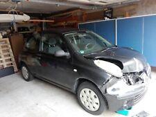 Nissan Micra K12 Unfallschaden