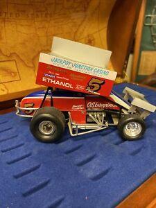 Racing Champions World of Outlaws Danny Lasoski 1/24 diecast sprint car