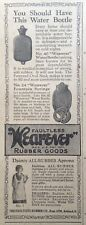 1923 AD(XA26)~FAULTLESS RUBBER CO. ASHLAND, OHIO. NO.40