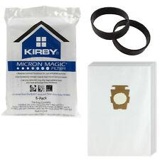 6001 2 x Sacchetti Di Filtro per KIRBY g3-g4-g5-g6-g7-g8