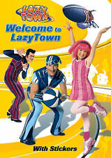 Welcome to LazyTown,,Excellent Book mon0000130550