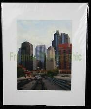Chicago Cityscape #2 Limited 1st Edition Photo 1/100 A+