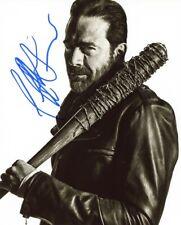 Jeffrey Dean Morgan Signed 10x8 Autograph Photo- NEGAN - The Walking Dead -  COA