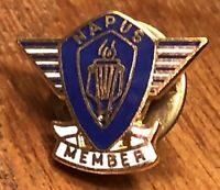 Napus National Association Of Postmasters Of The United States Member Lapel Pin