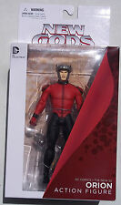 DC COMICS NEW GODS. ORION ACTION FIGURE. THE NEW 52. NEW IN BOX. DC COLLECTIBLES