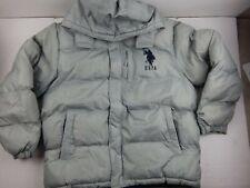 U.S Polo Association Mens Moderate Hooded Puffer Jacket XL