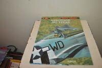LIVRE BD ALBUM LES AVENTURES DE BUCK DANNY SABOTAGE AU TEXAS n° 50 NEUF 2002
