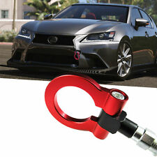 Anodized Aluminum Tow Hook Track Racing Style For Lexus IS, CT, RC, RX, GS, ISF