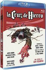CROSS OF IRON (1977)  **Blu Ray B** James Coburn, Maximilian Schell,