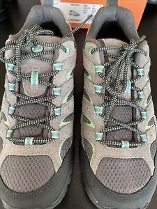 Merrell Women's Moab 2 Waterproof Hiking Shoe, Drizzle 11 W US New