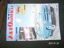 Automobilia n°8 Citroen 22 CV 202 Darl'Mat Ford Vedette Racers 500 Vermorel