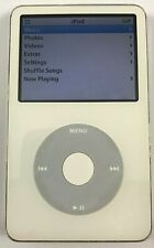 Apple iPod Classic 5th Gen. White 30 GB Fully Functional 90 DAY WARRANTY