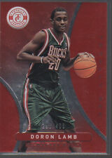 DORON LAMB 2012-13 PANINI TOTALLY CERTIFIED TOTALLY RED ROOKIE #223  /499