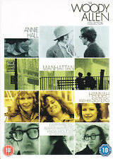 THE WOODY ALLEN COLLECTION - 4 DVD-BOX