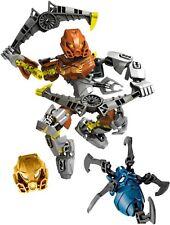 Lego 70785 Bionicle Pohatu Master Of Stone complet de 2015 -C326