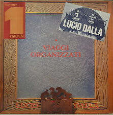 """LUCIO DALLA - VIAGGI ORGANIZZATI - LP 12"""" (S 614)"""