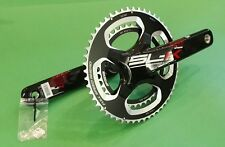 Guarnitura FSA SLK LIGHT hallow carbon crankset pedivella 172,5 teeth 39-53 bb30