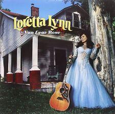 LORETTA LYNN - VAN LEAR ROSE  VINYL LP NEW!