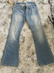 abercrombie jeans Flare Sz2 New With Tags