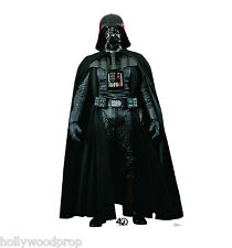 STAR WARS DARTH VADER LIFESIZE CARDBOARD STANDUP STANDEE CUTOUT POSTER FIGURE